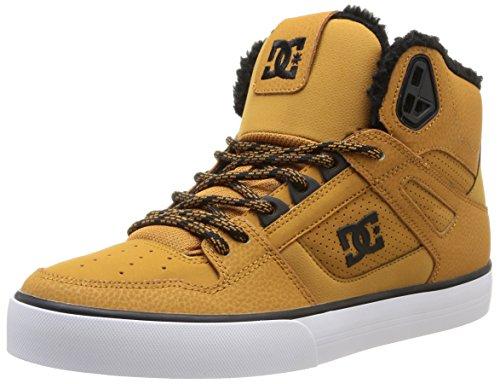 DC Shoes Spartan High Wc, Sneaker Uomo marrone (Marron (Wea))