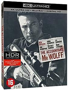 Mr. Wolff [4K Ultra HD + Blu-ray + Digital HD]