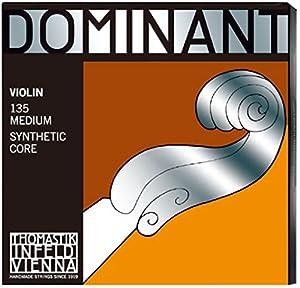 Dominant Strings 135 4/4 Violin Set