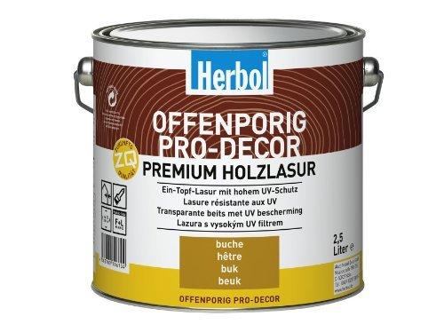 Herbol Offenporig Pro-Decor ZQ 0,750 L