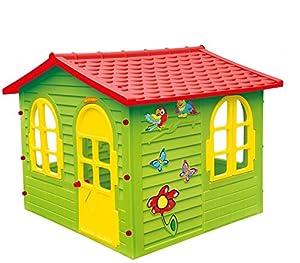 Moch Toys 5907442104257XXL Parte Bird Jardín Casa Niños casa de Juguete