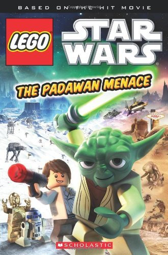 Portada del libro LEGO Star Wars: The Padawan Menace by Ace Landers (2012-01-01)