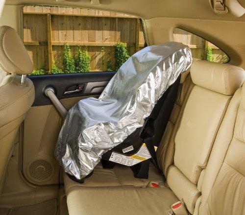 Mommy's Helper MOH-10704 Kindersitzabdeckung Hitzeschutz
