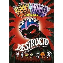 Bunny vs Monkey 5: Destructo: 5