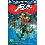 Flash 3 Rinascita Aquaman Variant Cover Flash N. 59 RW Lion DC Comics
