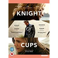 Knight of Cups [DVD] [2016] UK-Import, Sprache-Englisch