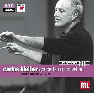 Carlos Kleiber : Concerts du nouvel an