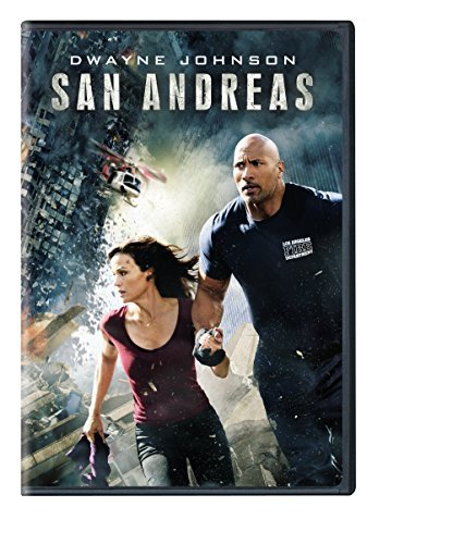 San Andreas (Special Edition DVD) by Dwayne