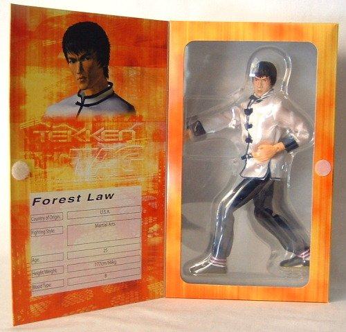 "Tekken Tag Tournament 12"" Figure Forest Law 1"
