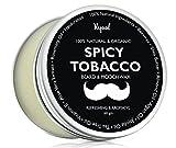 Ryaal Beard Wax With Shea Butter & Argan Oil For Men - 60Gm