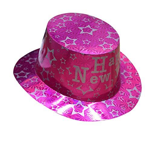 Shuangklei Neue Kappe Halloween Dekoration Hüte Papier Gentleman Hut Nette Partei Weihnachtsmützen 26.5X30X12.5Cm
