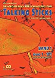 Talking Sticks, Band 1: Das große Buch für Schlagzeug-Duo