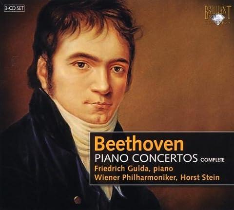 Beethoven : Intégrale des Concertos pour piano