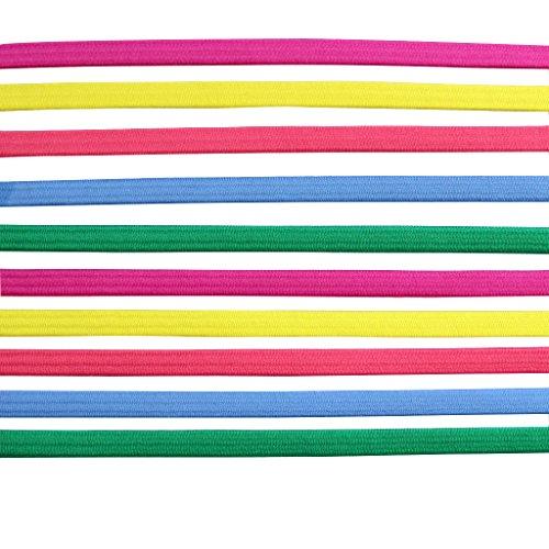 kurtzytm-pack-de-10-delgadas-diademas-elsticas-de-colores-banda-para-el-pelo-unisex-de-deporte
