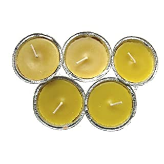 Amafino Flammschale 5 Stück 10 cm Brenndauer ca. 24 Std. Citronella Gartenkerzenlicht Partylicht