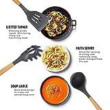 Küchenutensilien Silikon Set Chef`s Hand