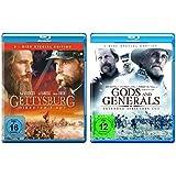 Gettysburg + Gods and Generals / Blu-ray Set