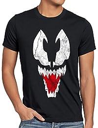 style3 Venom T-Shirt Homme Spiderman comic dessinée