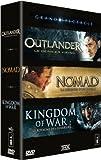Coffret grand spectacle : Kingdom of war ; Nomad ; Outlander