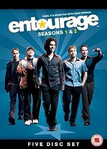 Entourage: Complete HBO Seasons 1&2 Box Set [DVD]