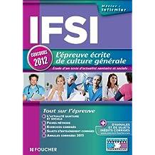 IFSI l'épreuve écrite de culture générale concours 2012