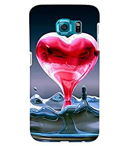 Samsung Galaxy NOTE 5 EDGE MULTICOLOR PRINTED BACK COVER FROM GADGET LOOKS