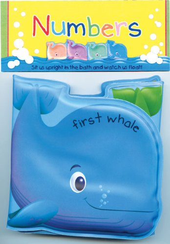Bob Float (Whale: Bath Books That Float (Bob-along Books))