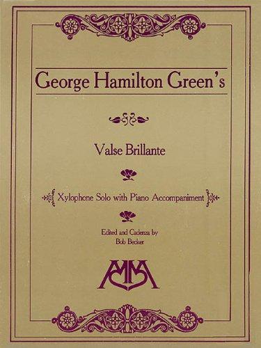 Valse Brillante: Xylophone Solo with Piano por Hamilton Green George