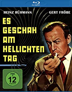 Es geschah am hellichten Tag - Remastered Version [Blu-ray]