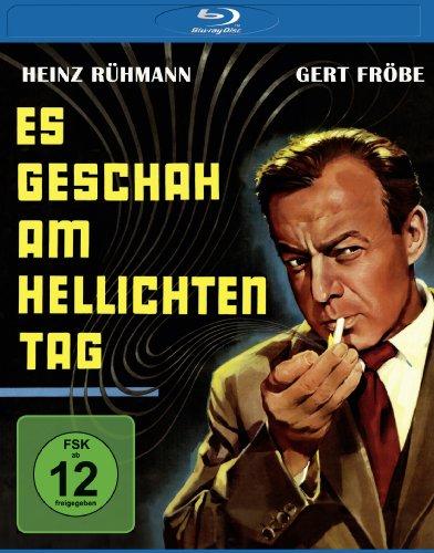 Bild von Es geschah am hellichten Tag - Remastered Version [Blu-ray]