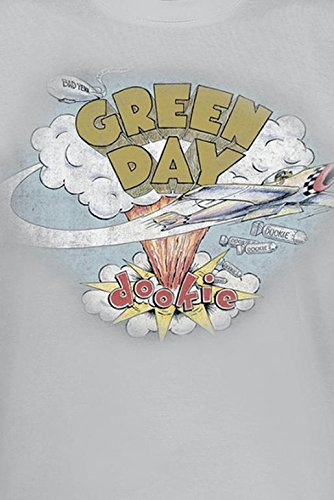 Green Day Fresh Dookie T-Shirt heather grey Heather Grey