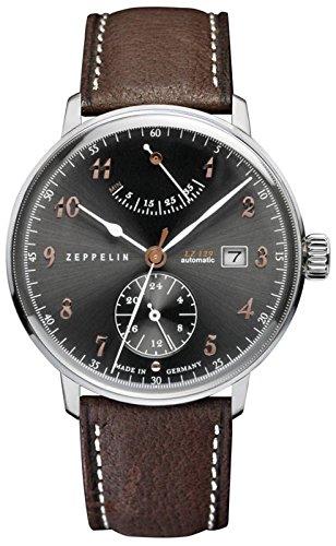 Zeppelin Automatic Mens Watch LZ129 Hindenburg Ed. 1 7062-2