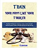 #9: Train Your Puppy Like Your Toddler: Practical strategies for training a smart, social, and well-behaved puppy: guide to therapy and service dog training