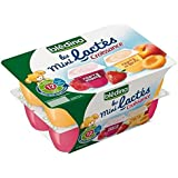 Blédina les minis lactés croissance fruits rouges / fruits du soleil 12 x 60g - ( Prix Unitaire ) - Envoi Rapide...