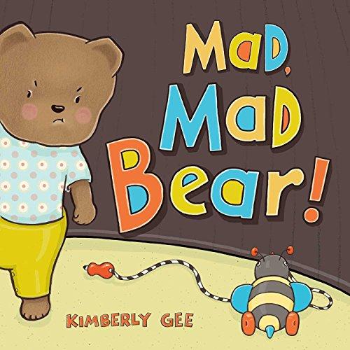 Mad, Mad Bear! (English Edition)