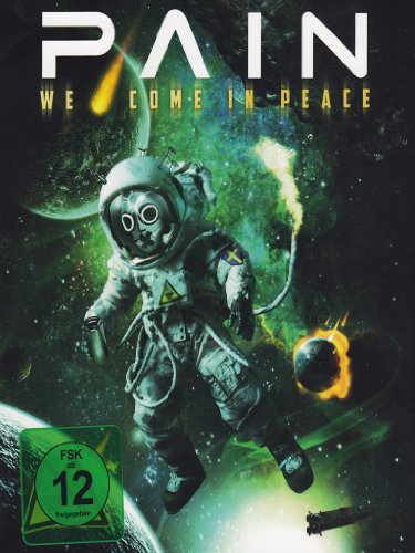 : Pain - We Come in Peace (DVD + 2 CD) [Limited Edition] (DVD)