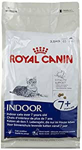 Royal Canin Cat Food Indoor Ageing 7+ Dry Mix 3.5kg
