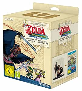 The Legend of Zelda The Wind Waker HD Exclusive Ganondorf Limited COLLECTORS Edition