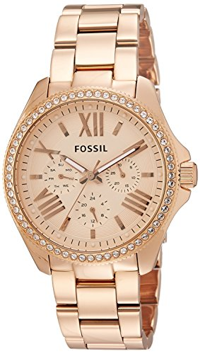 43b71dfa9 Fossil Analog Rose Gold Dial Women's Watch-AM4483I Best Deals With ...