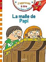 Sami et Julie CP Niveau 1 La malle de Papi de Isabelle Albertin