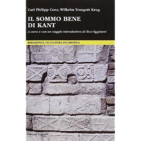 Il sommo bene di Kant - Krug Grande