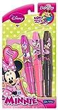 Disney - BLO Pens - Minnie Mouse - Paquet de 3 Stylos - 10035...