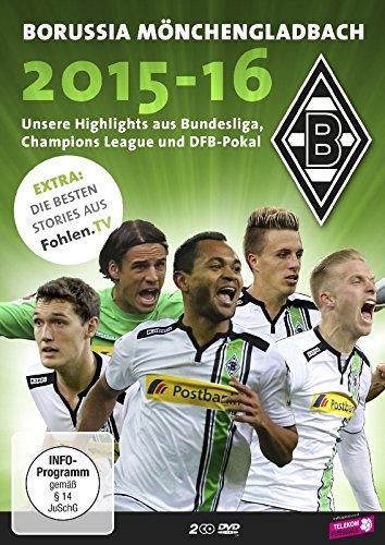 Borussia Mönchengladbach - Saisonrückblick 2015/2016 (2 DVDs)