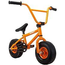 RayGar Bandit Orange Mini BMX Bike - New