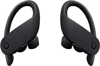 Powerbeats Pro Kabellose In-Ear Bluetooth Kopfhörer – AppleH1Chip, Bluetooth der Klasse1, 9Stunden Wiedergabe, schweißbeständige In-EarKopfhörer - Schwarz