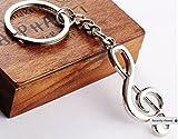 Schlüsselanhänger Musiknote Note Musik