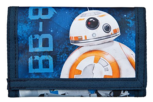 Undercover SWMK7010 Geldbörse, Star Wars, ca. 8 x 13 x 2 cm