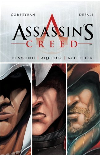 Assassin's Creed - The Ankh of Isis Trilogy by Eric Corbeyran (2013-11-05)