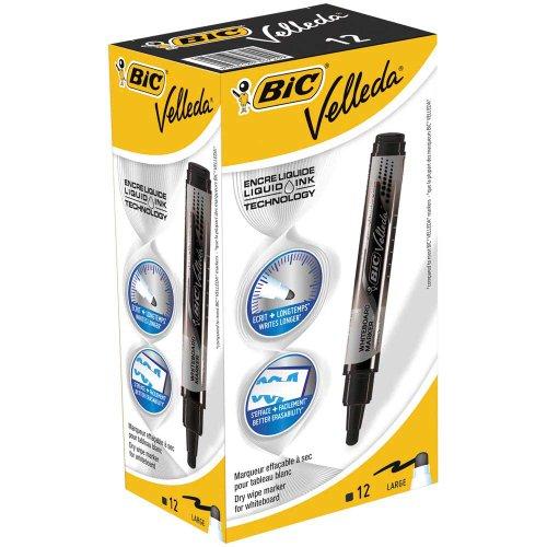 bic-velleda-rotulador-de-tinta-liquida-para-pizarra-blanca-borrado-en-seco-caja-de-12-unidades-color