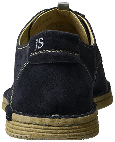 Josef Seibel Herren Rodney 09 Derby Blau (Jeans)